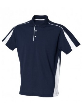 LV390 Finden & Hales Club Poly/Cotton Pique Polo Shirt